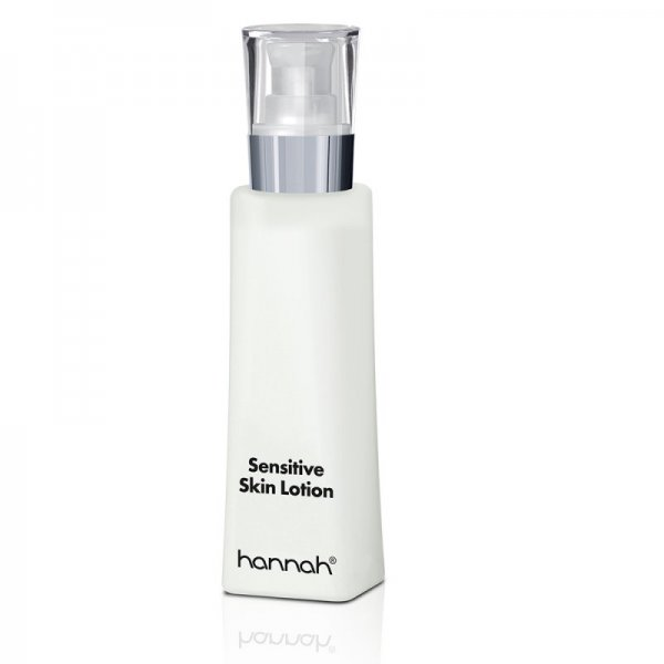 sensitive skin lotion Hannah